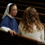 """Pregnant nun says """"it was The Holy Spirit"""""""