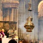 Two altar boys was arrested for putting marijuana in the censer-burner