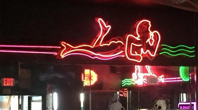 Strip club does discounts in Christmas to people named Jesus
