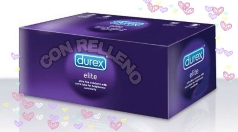 Durex puts filling in condoms for people who have small penises out in market